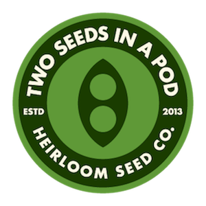 Two Seeds in a Pod Heirloom Seed Co